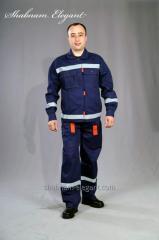 Costum cu haine de lucru Art. 035
