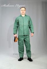 Костюм с брюками сварочный Арт.013