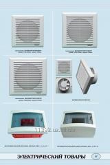 Ventilatoare de aerare