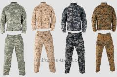 Military clothes