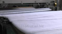 The cloth is nonwoven holstoproshivny