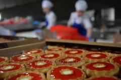 Sugar sandwich cookies