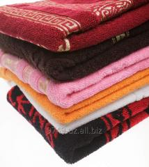Towels and terry products