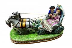 Porcelain Figurine Walk Article 179
