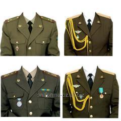 Uniform front door officer