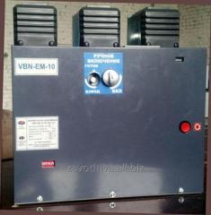 Вакуумный выключатель VBN-EM