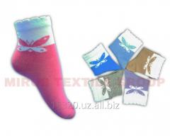 Socks female demi-season АРТ.№105