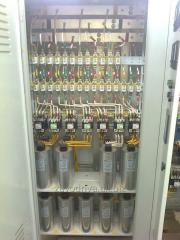 Installation condenser UKM58, UKM63, UK04