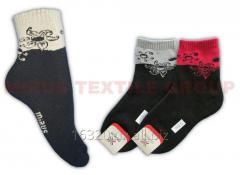 Socks female winter APT.208