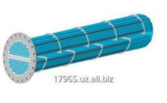 Bunches pipe for heat exchangers with U-shaped