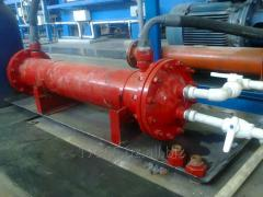 Heater of water-to-water PV1