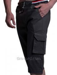 מכנס קצר סרוג