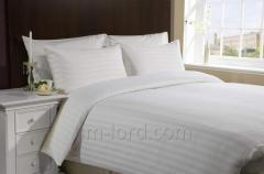 Bed linen for Monna Roza Milano hotels