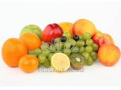 Fresh fruit from Uzbekistan