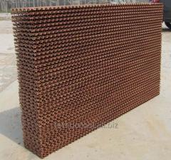 Cooler of air of vaporizing type in Uzbekistan