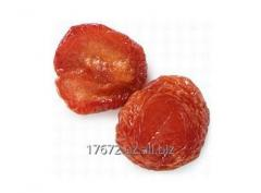 The cherry plum is dried