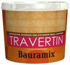 Textural TRAVERTIN plaster