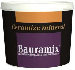 Decorative Mineral plaster