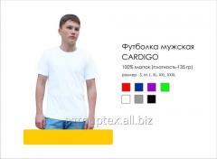 T-shirt man's CARDIGO