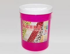 聚乙烯、塑胶、树脂罐