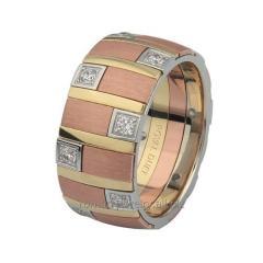Ring Female, gold