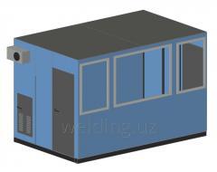 Module operator's cabin