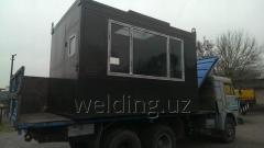 Operator's cabin mobile