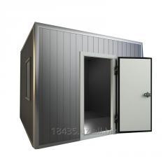 Refrigerating rooms