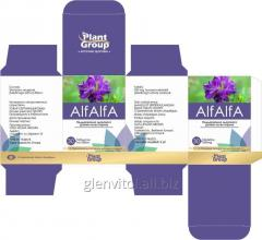 Alfalfa, Maintenance of healthy level of