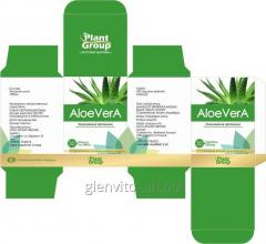 Aloe Vera, Rejuvenation of an organism