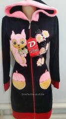 Women's dressing gown Model: 126