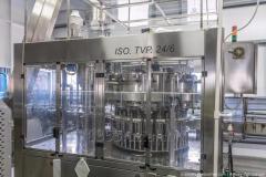 Автоматическая линия разлива бутилированой воды