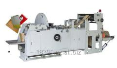 The equipment for production of packages from