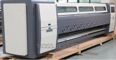 Large-format WER-S3208 printer