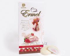 Ermel zephyr classical in dairy glaze