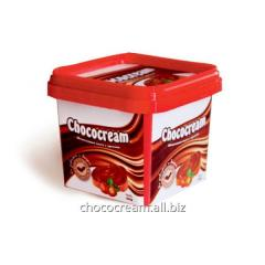 Шоколадная паста Chococream в Узбекистане
