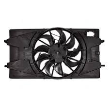 Вентилятор охлаждения двигателя 95018150