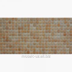 Мозаика стеклянная Каштановый N 25х25