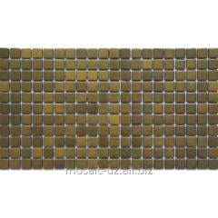 Wall glass mosaic