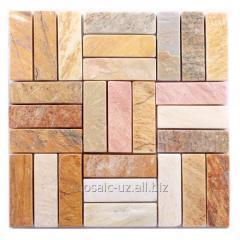 Pokrycia podłogowe mozaiczne