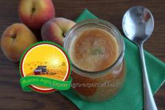 Canned fruit puree