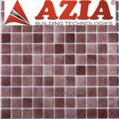 Flooring tile for bath