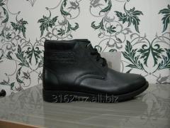 Рабочая обувь с металлисеким подноском