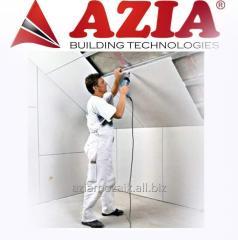 Arch drywall