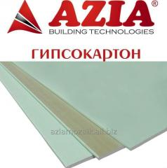 Profiles made of gypsum-pasteboard