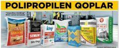 Bags polypropylene