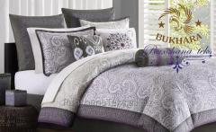 Bed linen in Uzbekistan