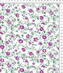 Ткани на пастельное белье цветочное