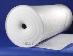 Sheet foam rubber
