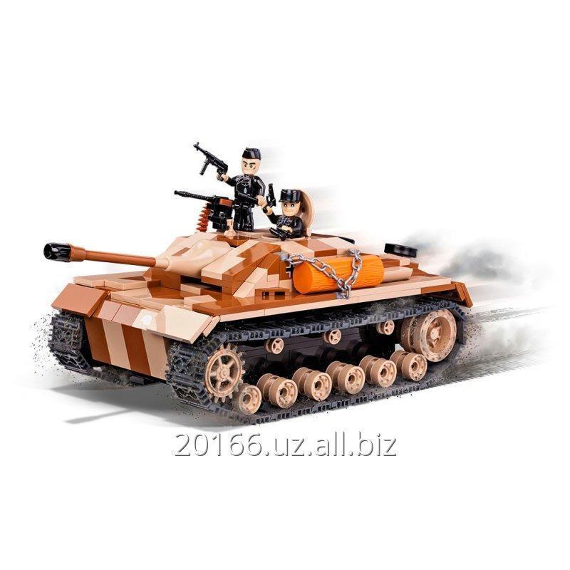 konstruktor_cobi_2465_samohodno_artillerijskaya